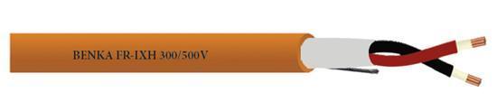 Benka Fire Resistant Instrumentation Cable 0.3/0.5 KV