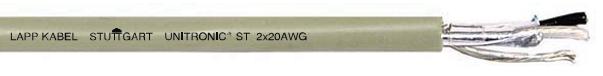 Cáp 20AWG_Lapp Kabel UNITRONIC® ST 1x2x20AWG