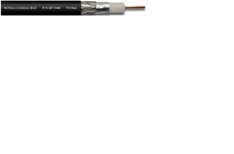 Benka Coaxial Cable (CATV)